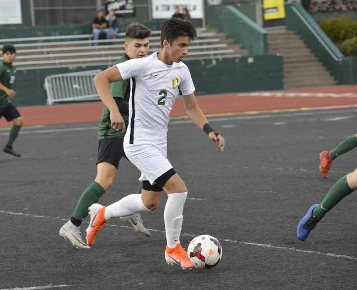 Cleveland's Saul Sosa, who played for the Timbers Academy last year, scored four goals in his debut. (Photo by Mika Lancaster)