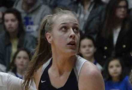 Wilsonville's Emilia Bishop had 17 points, 14 rebounds and four blocked shots Friday.