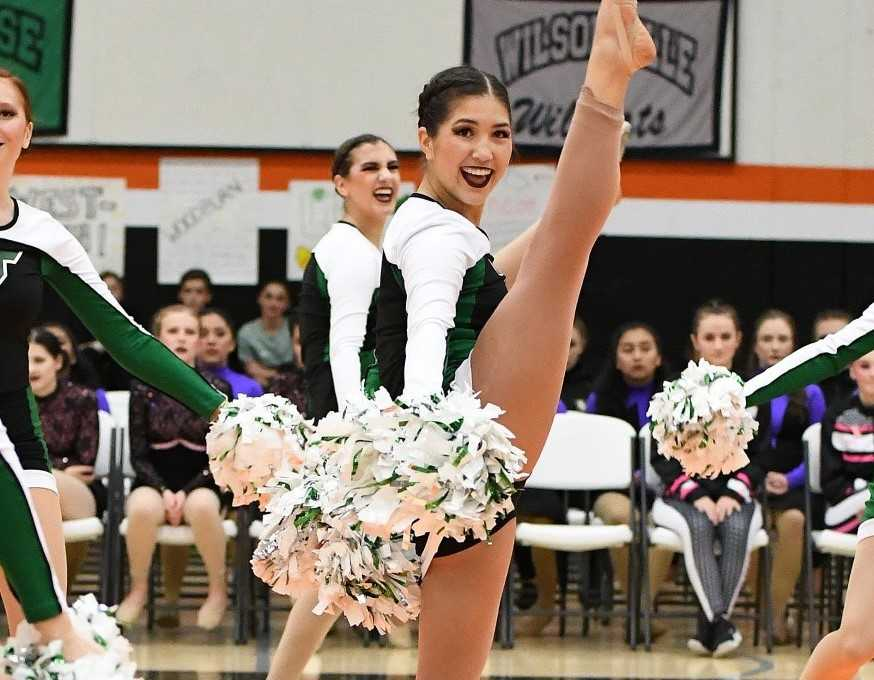 Tigard's Jamie Toda finished first out of 29 dancers in the solo competition at Milwaukie, one year after placing fourth.