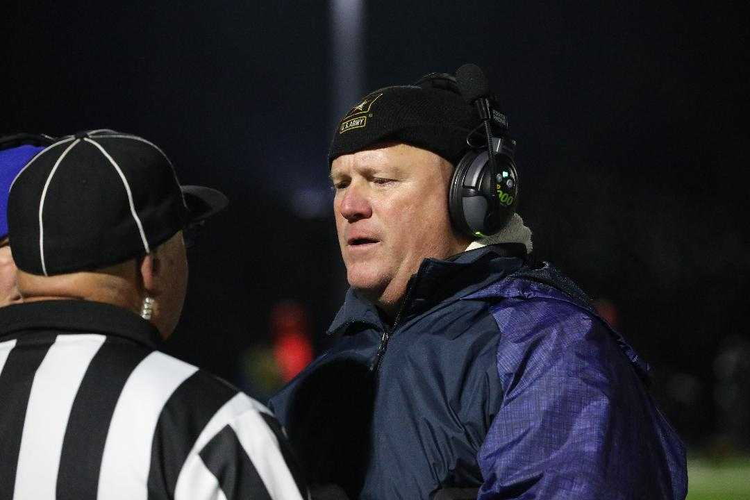 Terry Summerfield led Barlow to the 6A semifinals last season for the first time since 1991. (Photo by Norm Maves Jr.)