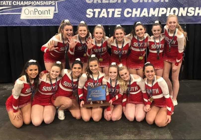 South Albany took home the 5A trophy for the fifth year in a row.