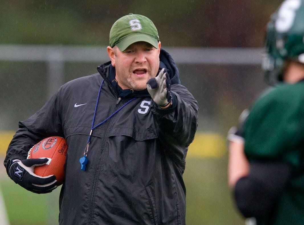 Lane Johnson went 67-10 in six seasons as the head coach at Sheldon. (Brent Wojahn/OregonLive)