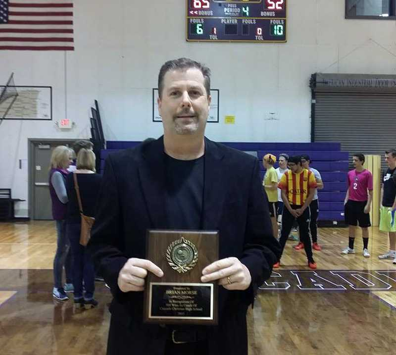 Brian Morse is approaching 600 career wins at CCHS but cares more about the lifelong bonds he creates with his players