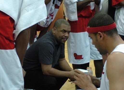 Terrance Dickens coached the Portland Chinooks to three IBL runner-up finishes. (Courtesy photo)