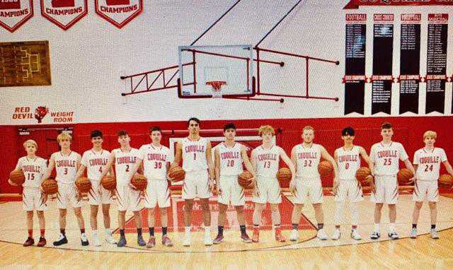 Coquille's boys joined the girls at state in 2020, marking the first time in 44 years both were in the tournament simultaneously