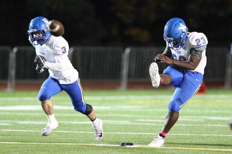 In subvarsity games, teams could have the option of not receiving a kickoff. (Courtesy of Serena Morones/OregonLive)