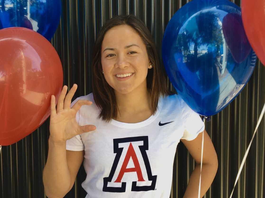 Lakeridge senior Ellie Jew has signed with Arizona.