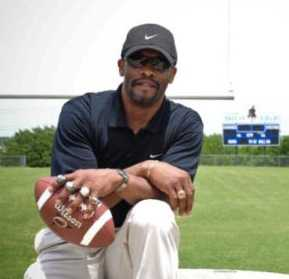 Terry Drake was the Texas 3A coach of the year in 2001.