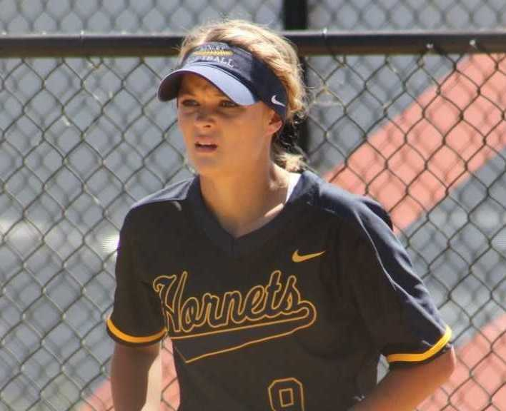 Henley senior Lilly Poe was the 4A pitcher of the year in 2017.