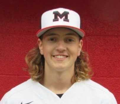 Caden Slaughter is 4-0 with a 0.48 ERA for McMinnville.