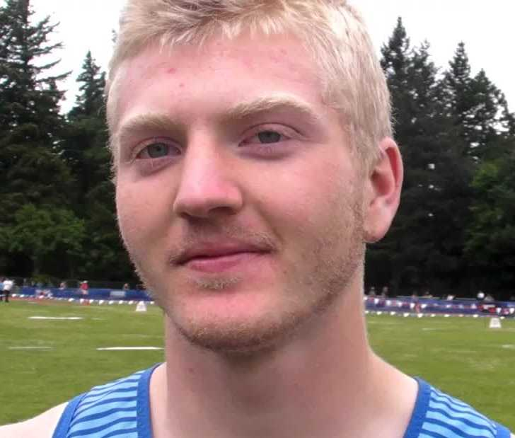 Mazama's Ben Carringer won three events and anchored the winning 4x100 relay.