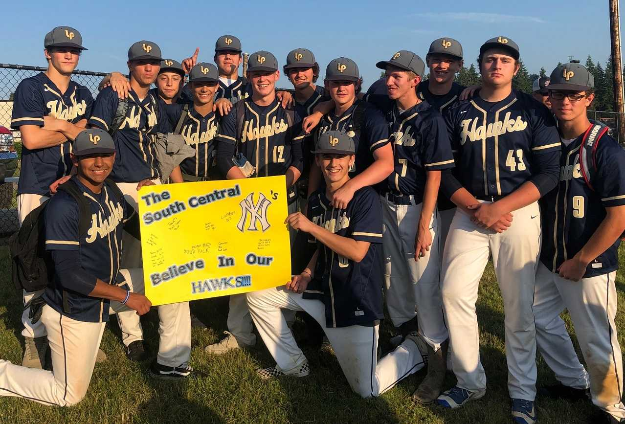 La Pine has returned to the 3A baseball final after a stunning comeback win over Pleasant Hill.