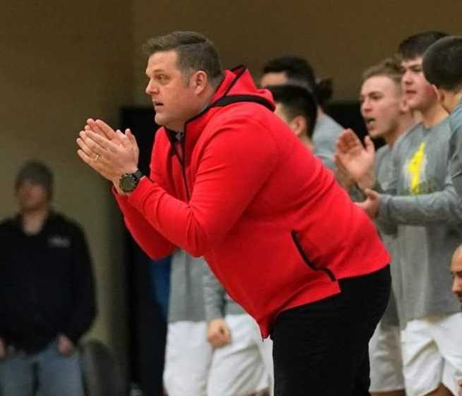 Travis Brown moves from assistant to head coach at South Salem. (Photo by Jon Olson)