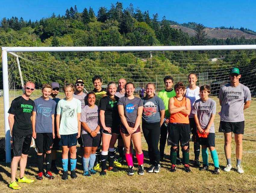 Gold Beach is ready and will play boys soccer in its second year as a co-ed team