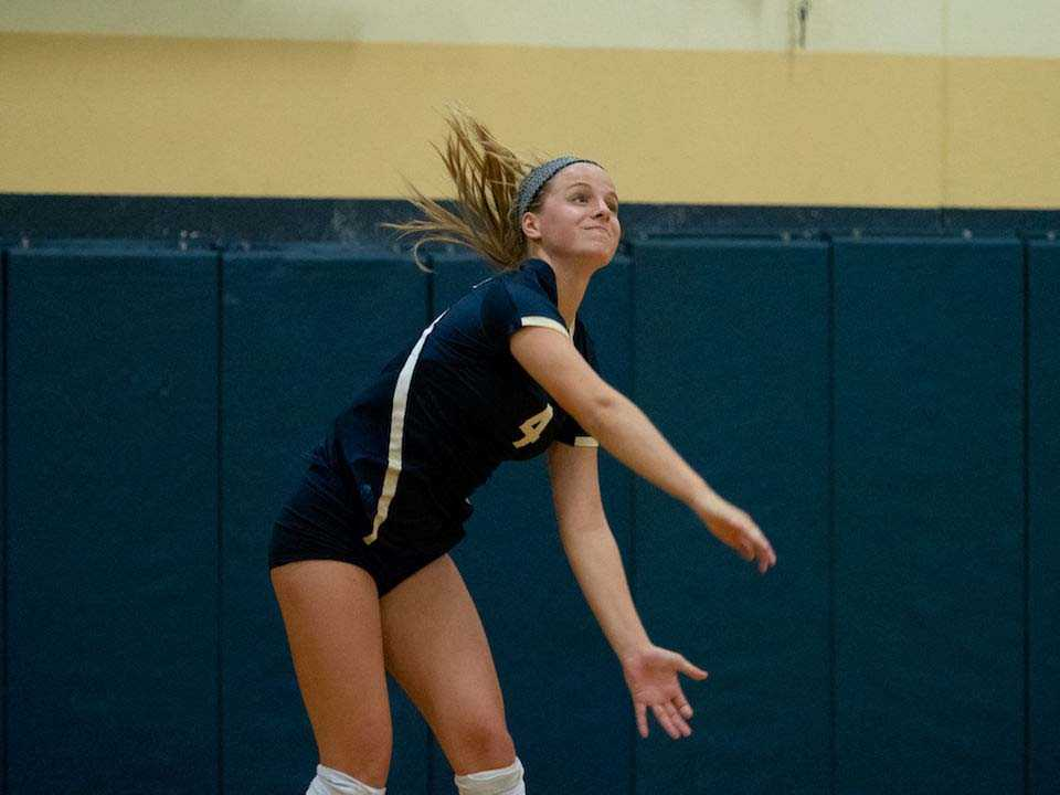 Canby's Ruby Kayser recently committed to playing college volleyball at Colorado State