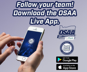 OSAA Mobile App 300x250 Ad