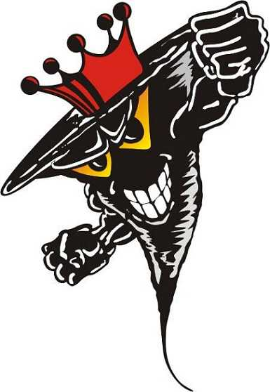 The Black Tornado of North Medford High