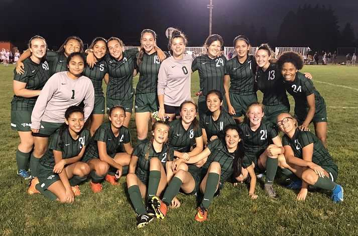 North Marion hadn't won more than three matches in four consecutive seasons until going 13-2-1 in 2017.
