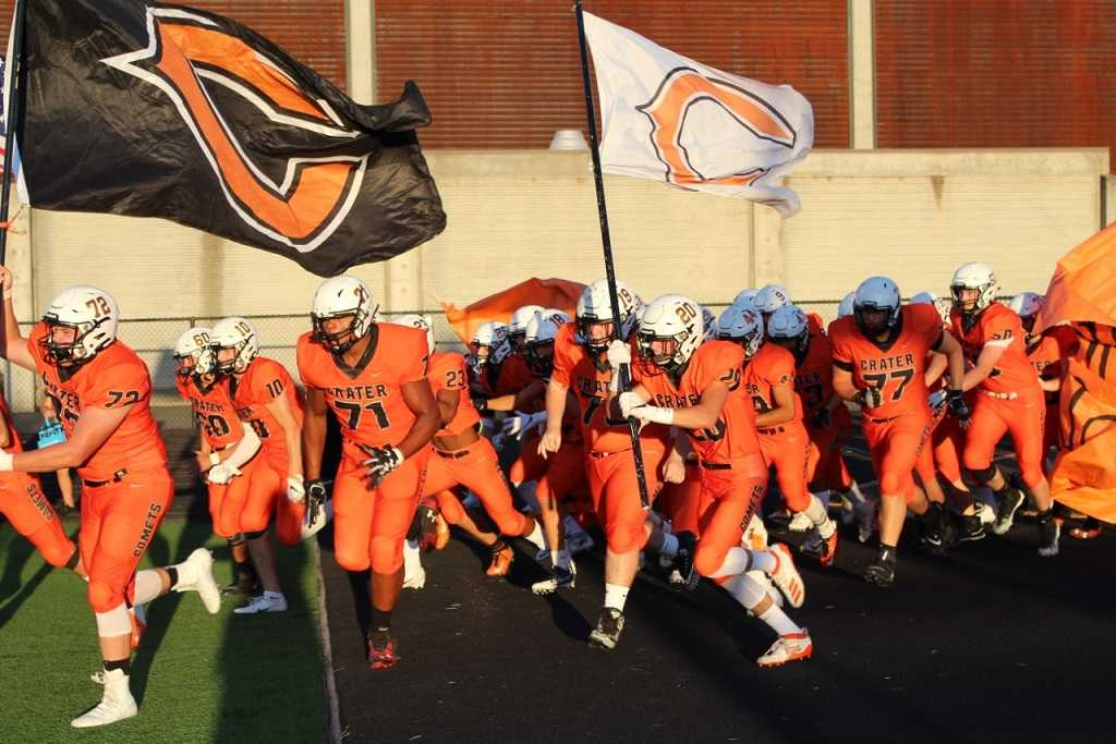 Crater has averaged 61.3 points in three wins since losing to No. 1 Thurston. (Photo courtesy Crater HS)