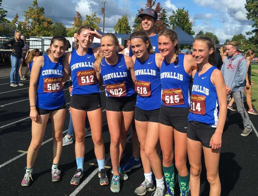 Corvallis is No. 1 in the most recent OSAAtoday 5A coaches poll.