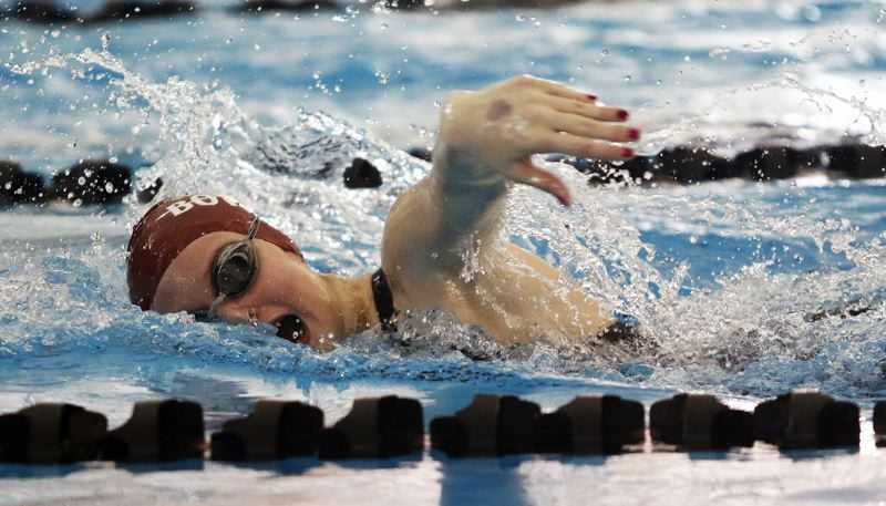Hunter Stewart predicts a record-breaking year for her in the 500 free