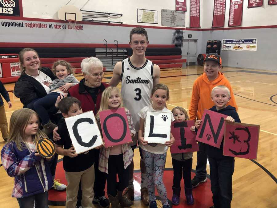 Everyone's a fan of Colin Thurston!