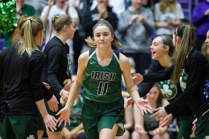 Sheldon senior guard Aly Mirabile was a 6A first-team selection last season. (Photo by Sandi Sperry)