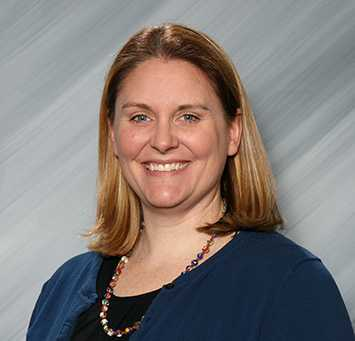 Heidi Lopez, Administrative Assistant