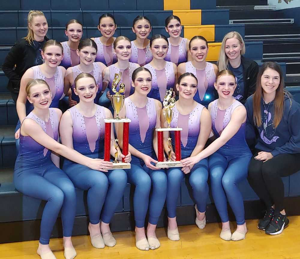 The Charisma won the 4A-1A division and Grand Champion honors on Saturday.