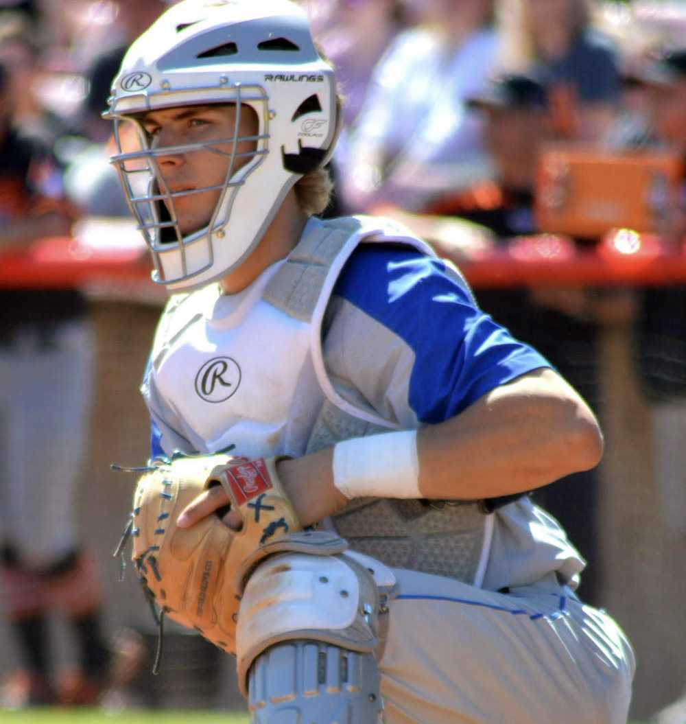 Logan Paustian will play for Arizona State next spring unless he's drafted into pro ball and signs in July