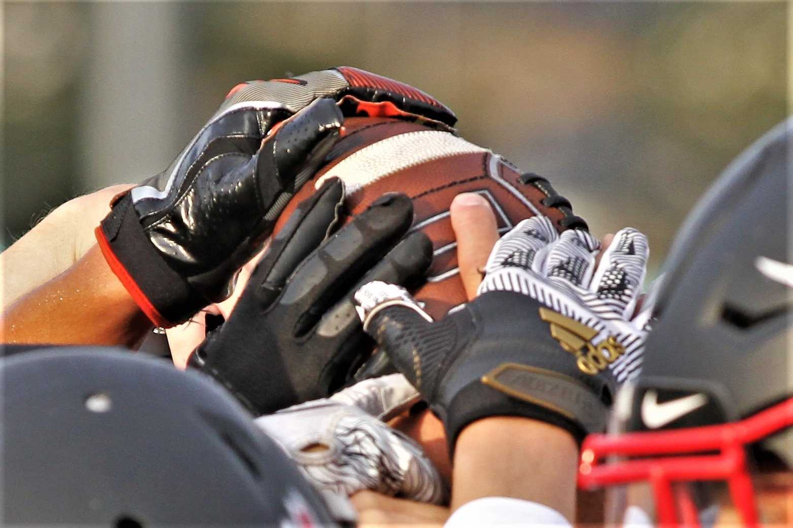 Under the revised OSAA calendar, football season would go from March to May in 2021. (Clackamas Touchdown Club)