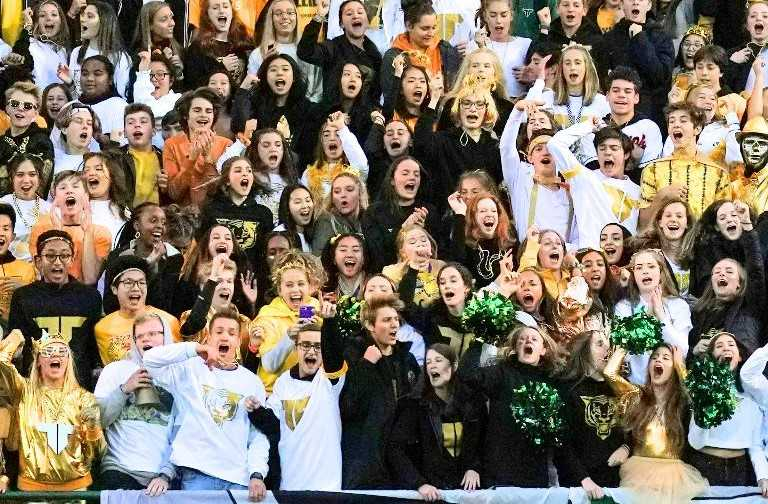 In response to the passage of House Bill 3409, the OSAA rewrote rules on sportsmanship and crowd control. (Photo by Jon Olson)