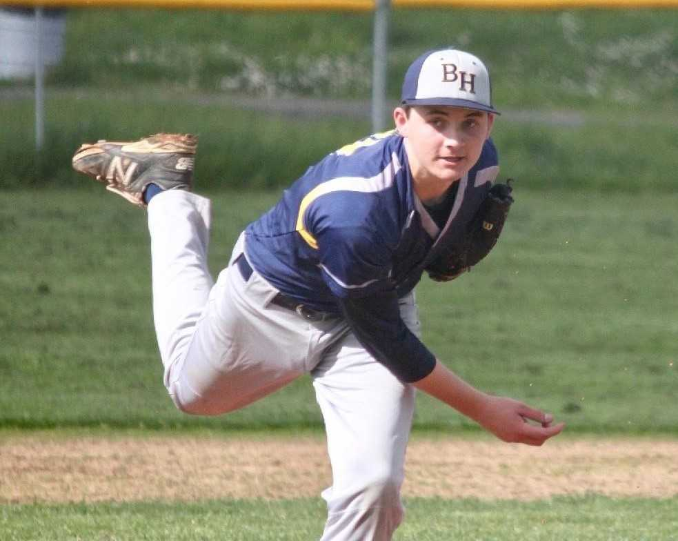 Adam Shew went 9-2 with a 1.77 ERA and 98 strikeouts in 59 innings as a sophomore. (Photo by Chaulene Worthey)