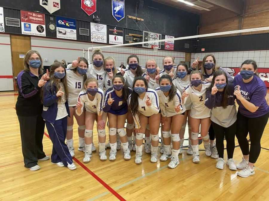 Burns captured the statewide 3A tournament by defeating two previously unbeaten teams, including the 2019 state champions