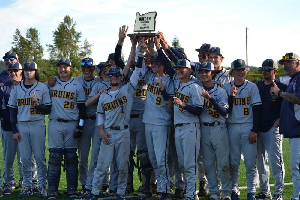 In 16 games, Brookings outscored its opponents 168-22. It's no wonder the unbeaten Bruins won the 3A title on Saturday.