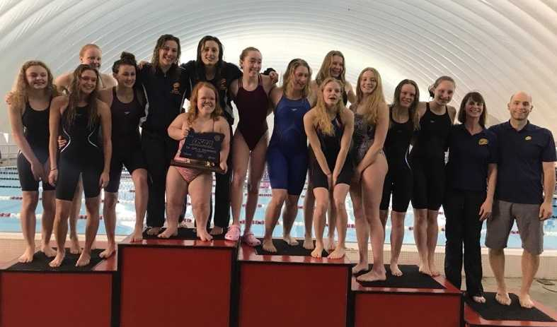 Bend's girls team repeated as 5A champion last season.