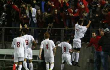 McMinnville's boys soccer team was Class 6A runner-up in 2016. (NW Sports Photography)