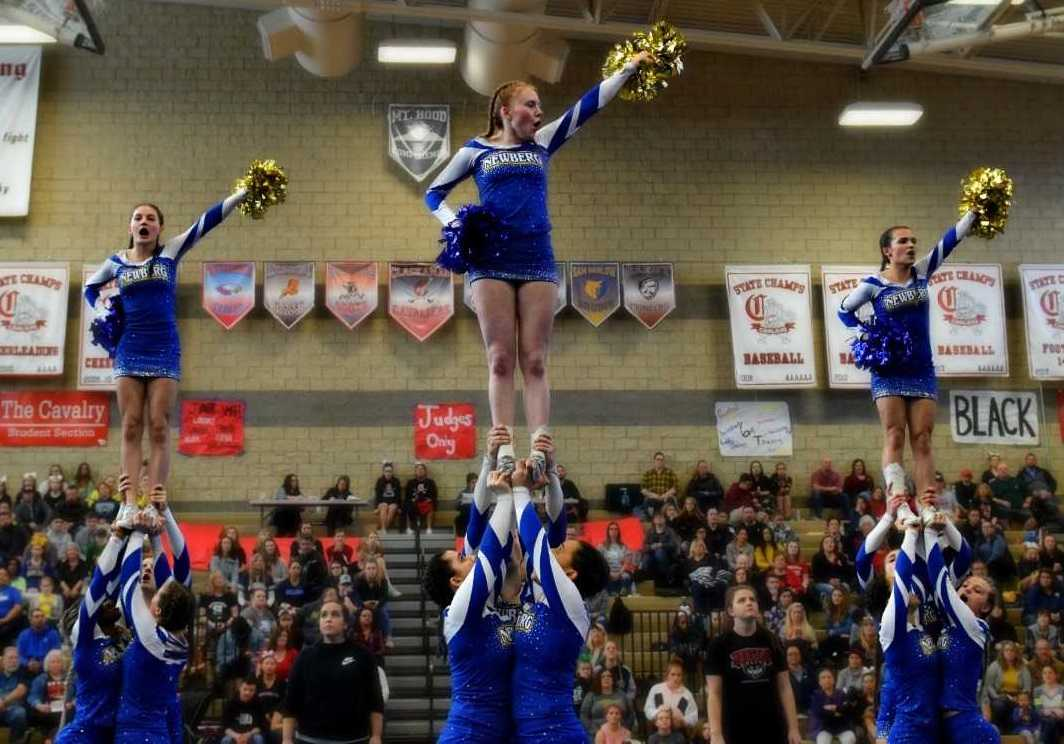 The Newberg Tigers looked dominant at the Cavalier Invitational.
