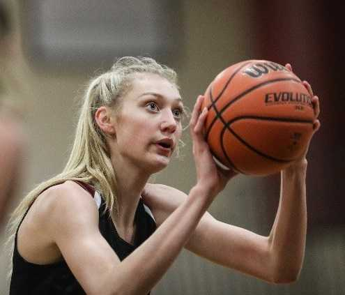 Cameron Brink scored a game-high 20 points for Southridge on Tuesday.