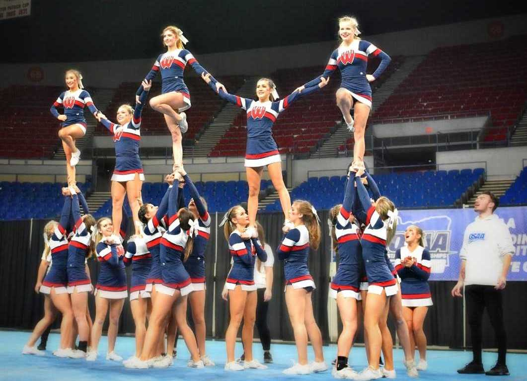 Westview won its third consecutive 6A title, beating Newberg by four-tenths of a point.
