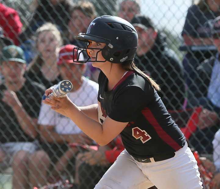 Tualatin junior shortstop Bella Valdes returns to her leadoff role this season.
