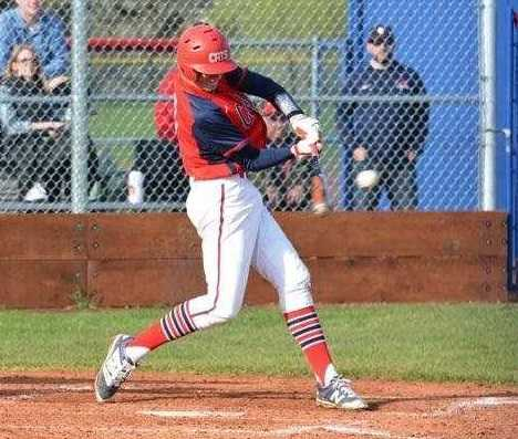 Oregon State-bound sophomore Mason Guerra has 14 RBIs in Westview's first 10 games.