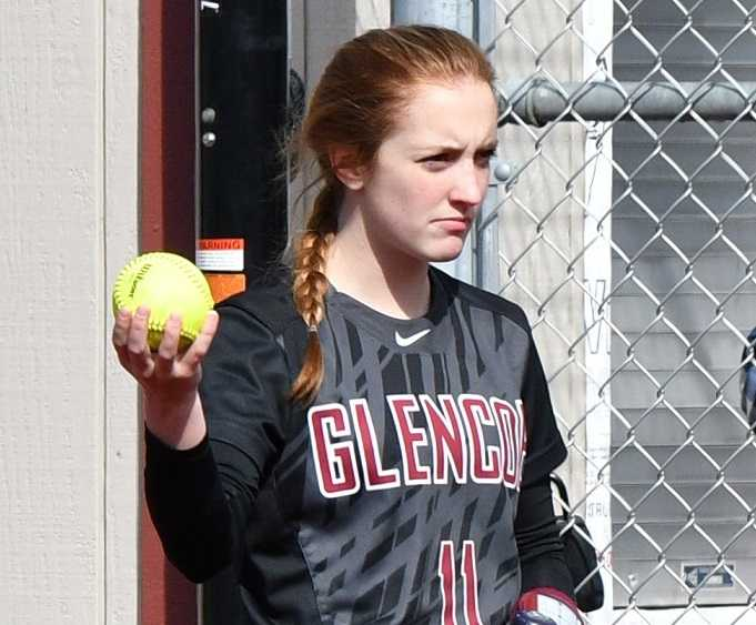 Glencoe shortstop Morgan DeBord has signed with Loyola Marymount. (Taylor Balkom/OregonLive)