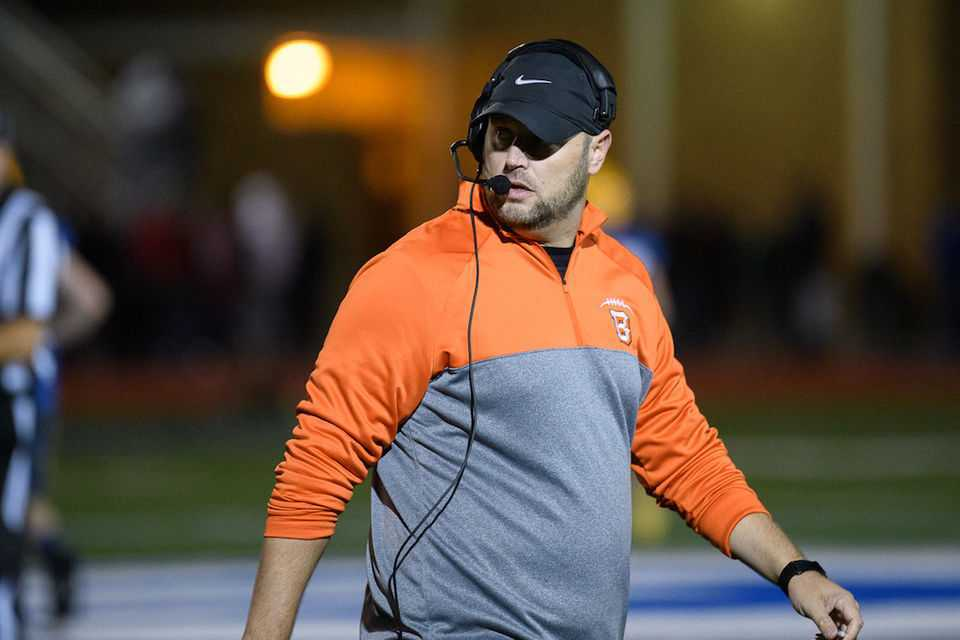 Jimmy Joyce was Beaverton's offensive coordinator since 2012. (Courtesy Dana McKenna Photography)
