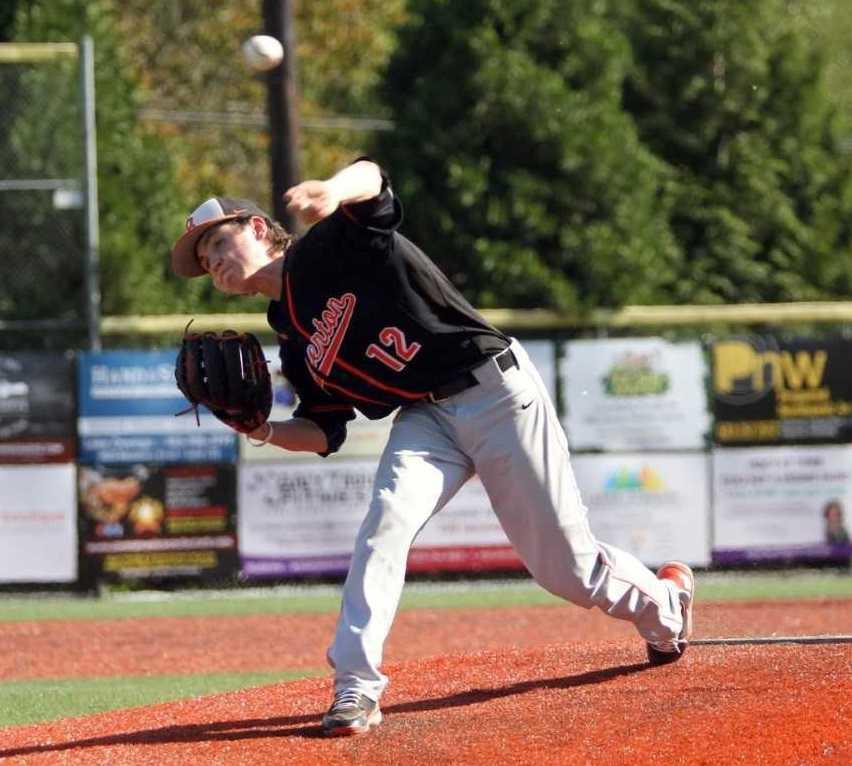Beaverton's Kellen O'Connor has allowed nine hits in 24 innings this season. (Courtesy Beaverton High School)