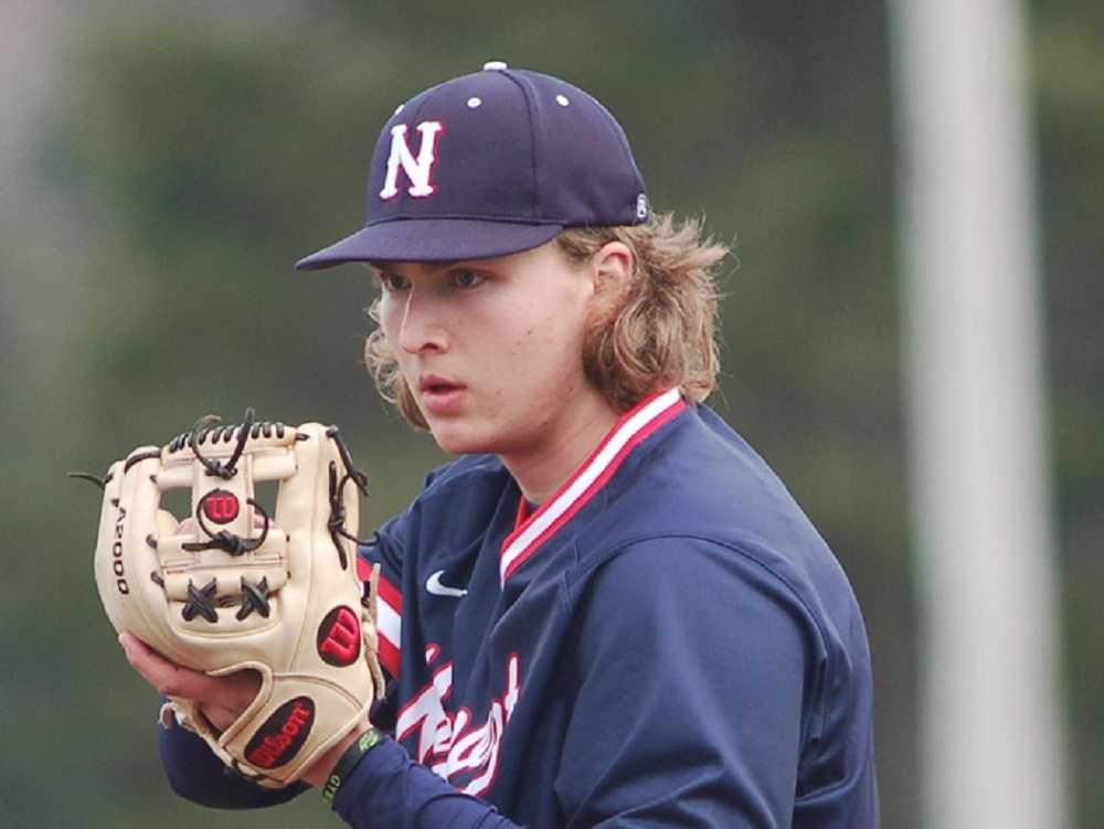 Newport's Jacob Dobmeier has 98 strikeouts and nine walks this season. (Newport News-Times)