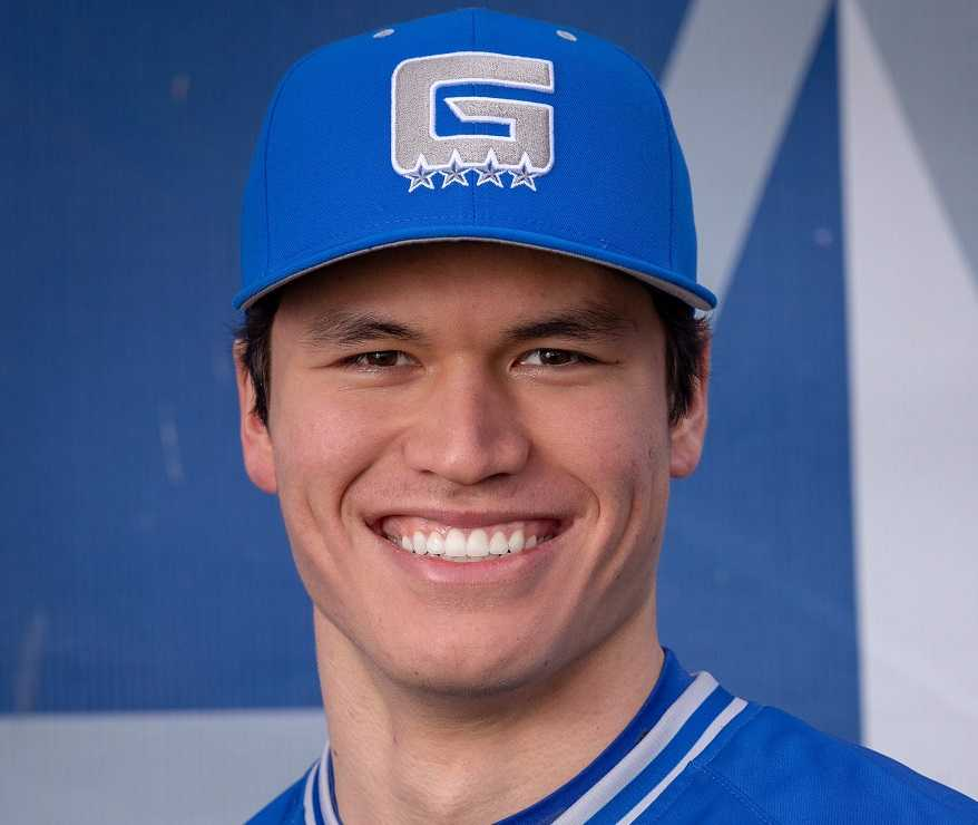 Grant's Kenji Lamdin is batting .519 with 34 RBIs. (Photo courtesy Grant HS)