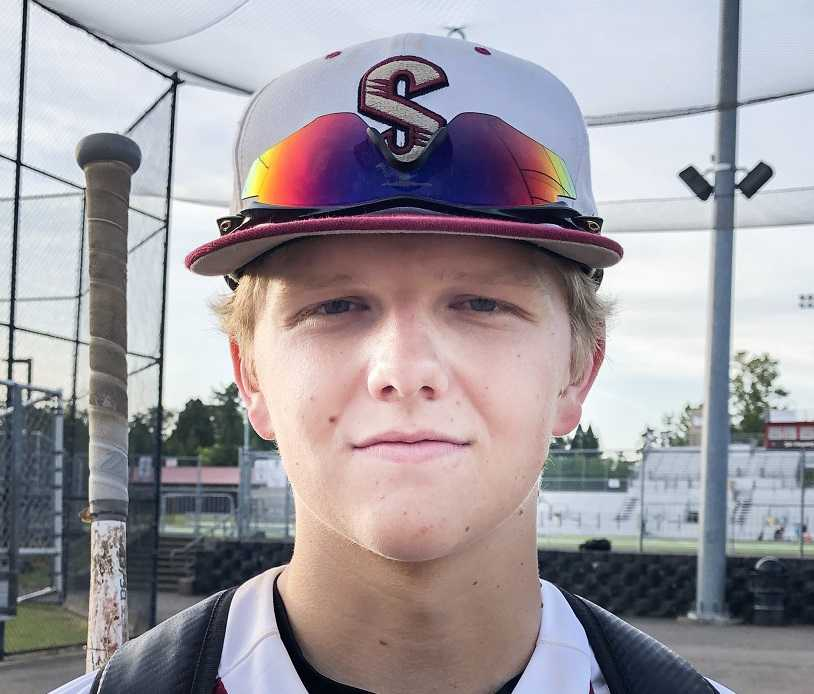 Southridge's Michael Ball said his team is playing 'with a bit of a chip on our shoulder.'