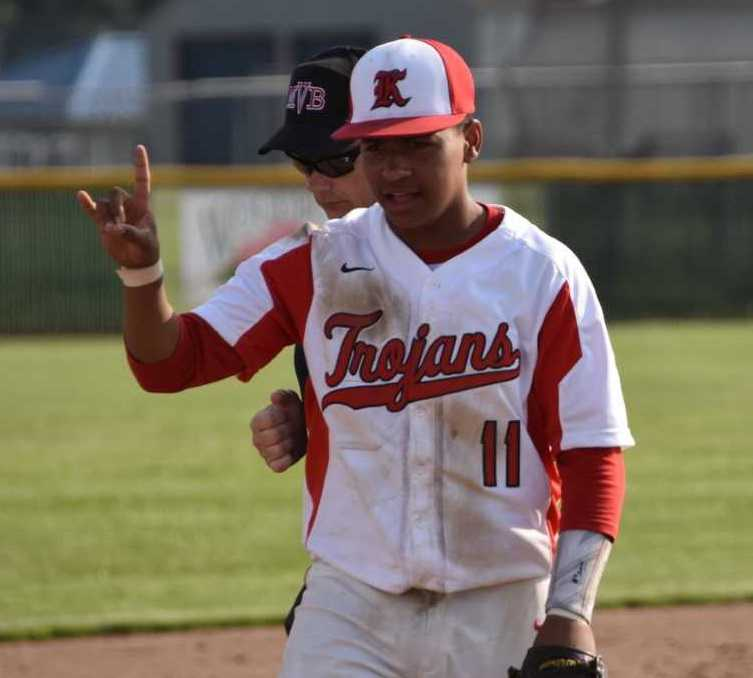 Demetre Marseille drove in the lone Kennedy run with a sacrifice fly in the Trojans' 1-0 win over North Douglas.