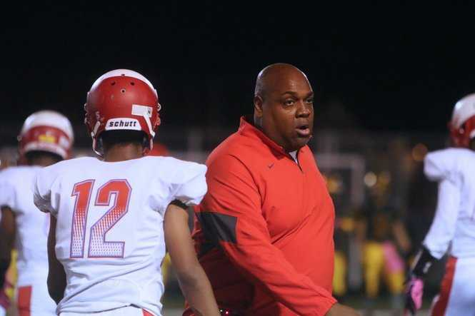 Don Johnson likes the young talent he has inherited at Jefferson. (Billy Gates/OregonLive)